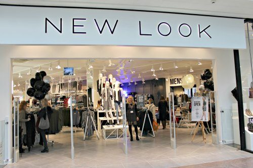 Get newest look through New Look in India!