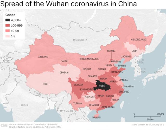 Live Karte Coronavirus