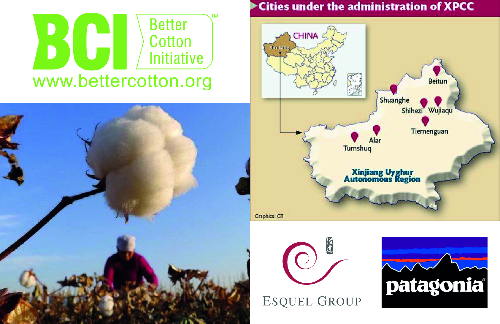 Xinjiang, XPCC and the sham of 'sustainable cotton' - Apparel Insider